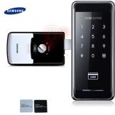 2 Sticky Schlüsselanhänger/Schlüsselschilder SAMSUNG SHS, 2920 Digitales Türschloss schlüsselloses touchpad EZON Sicherheit - 1