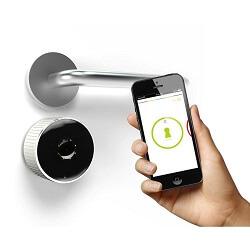 Elektronische Türschlösser mit Bluetooth